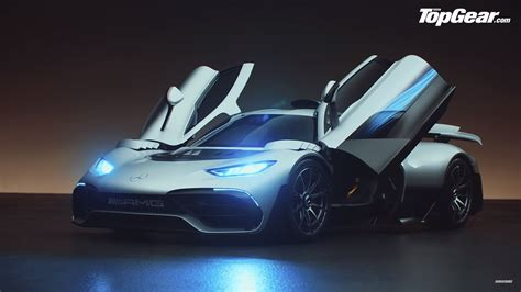 Details Of The 2020 Mercedes-AMG Project One Have Been