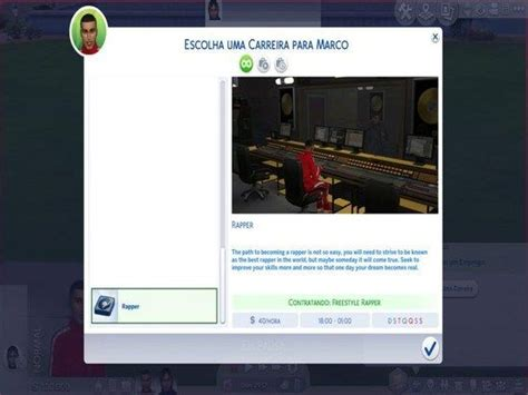 Rapper Career   Sims 4 game mods, Sims 4, Sims