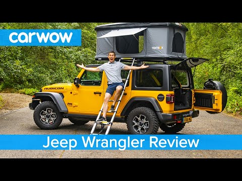 Jeep Wrangler: outdoor icon updated for 2014 - photos