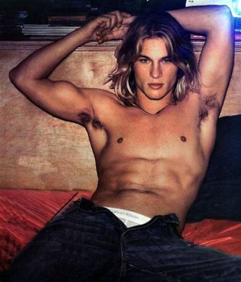 Hot Calvin Klein Model Then and Now - Barnorama