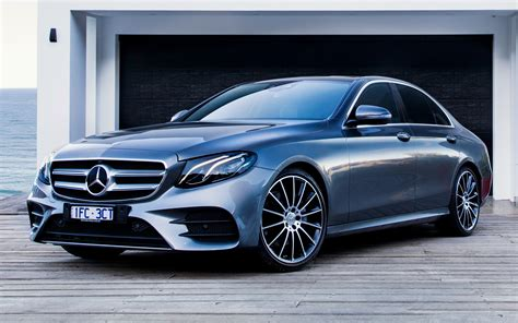 2016 Mercedes-Benz E-Class AMG Line (AU) - Wallpapers and