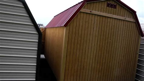 Home Design: Great Lowes Barns For Your Shed Decorating