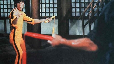 Bruce Lee's iconic yellow jumpsuit is up for auction - The