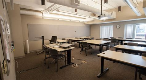 Industrial Design Classroom 17F 524   Kendall College of